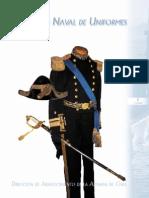 Catálogo Naval de Uniformes