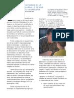 Teoterapia y Paternidad 2014