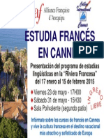Charla Cannes