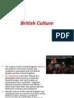 British Culture (1)