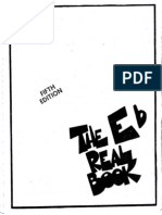 Real Book 5 Eb
