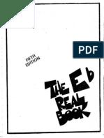 Real Book 5 Eb