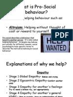 WhatisPro-Socialbehaviour[1]