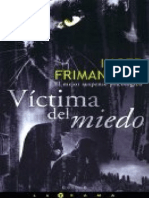 Victima Del Miedo - Inger Frimansson