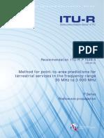 Recomendacion ITU R P 1546 5