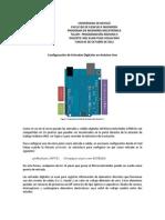 Taller Programación de Arduino II
