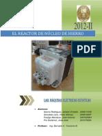 Lab. 01 El Reactor Con Núcleo de Hierro