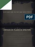Estado Flujo de Efectivo Diapositivas