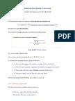 Standard Deviation Formulas