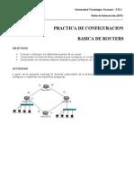 Practica Config Basica Router