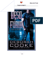 Deborah Cooke Beso de Furia 2