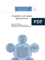 Mapa Freud El Malestar en La Cultura
