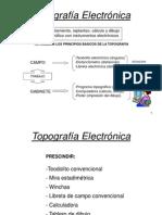 Topografía Electrónica