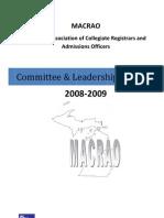Committee Leadership Book