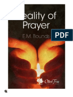 The Reality of Prayer by EM Bounds