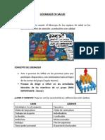 Liderazgo en Salud y Gestión de La Comunicación en Salud (4-5 Clase)
