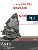 Manual Autocad 2009 Español