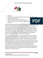 Indonesia-Pakistan Economic and Commercial Cooperation