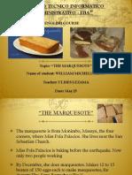 Presentacion El Marquesote