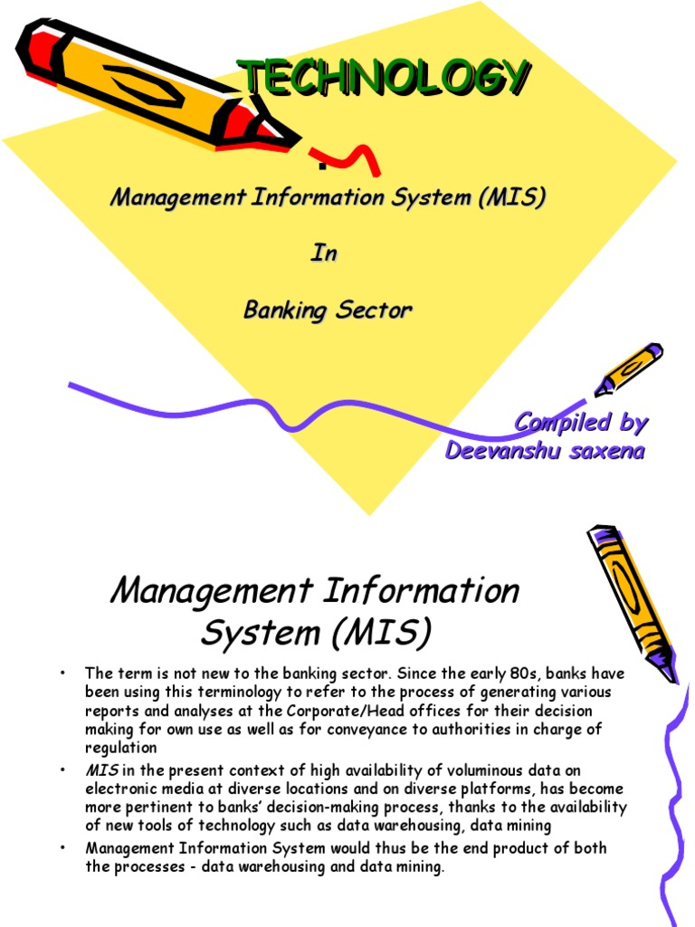 information system in banking sector