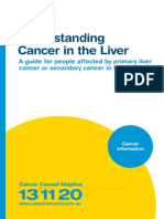 Understanding Cancer in the Liver NSW LR PDF