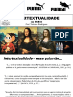 Prof Vinicius Intertextualidade Reda ENEM