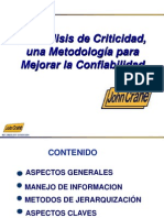 Analisis de Criticidad Final