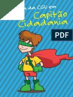 História em Quadrinhos Capitão Cidadania