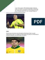 Jugadores Hostóricos de Mundiales de Fútbol
