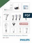 Catálogo Lámparas SEPTIEMBRE 2013 - 2014