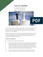 Ley de Divorcio en Colombia