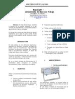 Practica 1 Reconocimiento Del Banco de Trabajo
