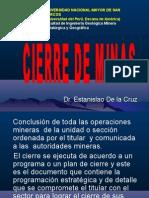 1. Capitulo i Cierre de Minas