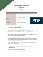 Estructura Mercados TUR