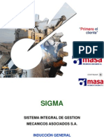 Induccion SIGMA