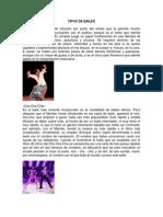 Clases de Bailes