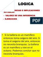 Clase 8 Inferencia Logica Ucv Psicologia 2014 I