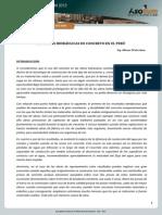 Informe EspecialConcreto