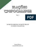 Revelações Do Apocalipse - Vol.1 - Samuel Ramos
