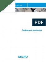 MICRO Catalogo Master 2007