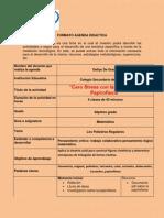 agenda didactica