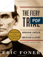Eric Foner, The FieryTrial