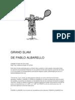 GRAND SLAM - Pablo Albarello