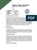 Planificacion COMPUTACIÓN Sexto Año Básico 2014