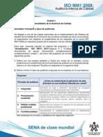 Actividad U1 Principios y Tipos de Auditorias