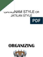 3. Organizing