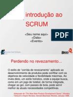 Portuguese Redistributable Intro Scrum
