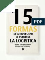 15 Formas de Aprovechar El Poder de La Logística