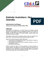 Admon. de Riesgos-Australiano Neo Zelandes
