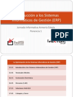 Encuentro Armeria Ponencia 1 Introducción ERP